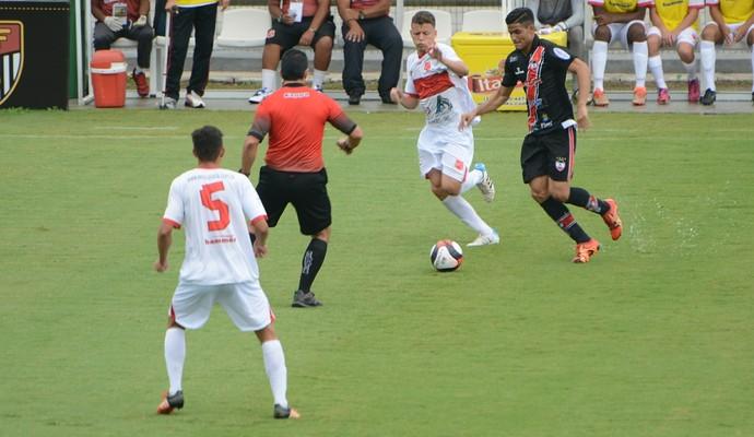 União Mogi x River-PI Copa São Paulo de Futebol Júnior Copinha (Foto: Cairo Oliveira)