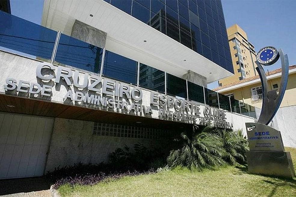 Sede do Cruzeiro — Foto: Cruzeiro/Divulgação