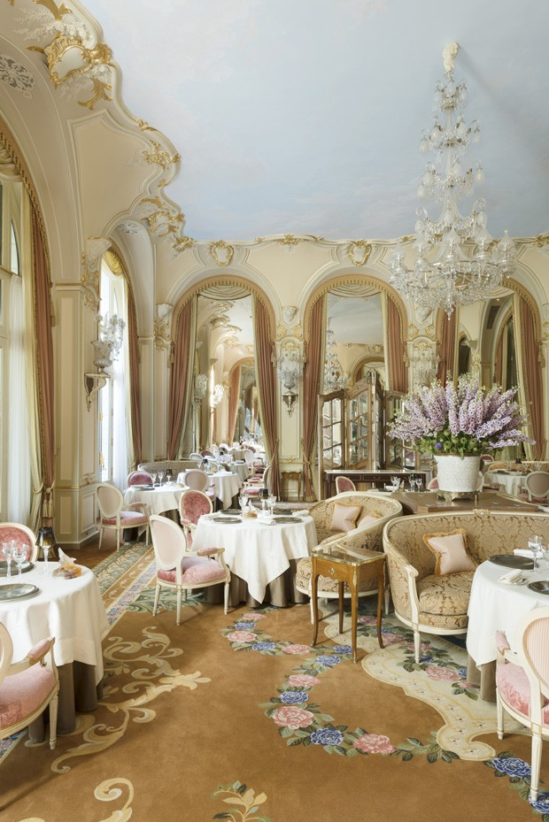 O Ritz de Paris (Foto: © Vincent Leroux)