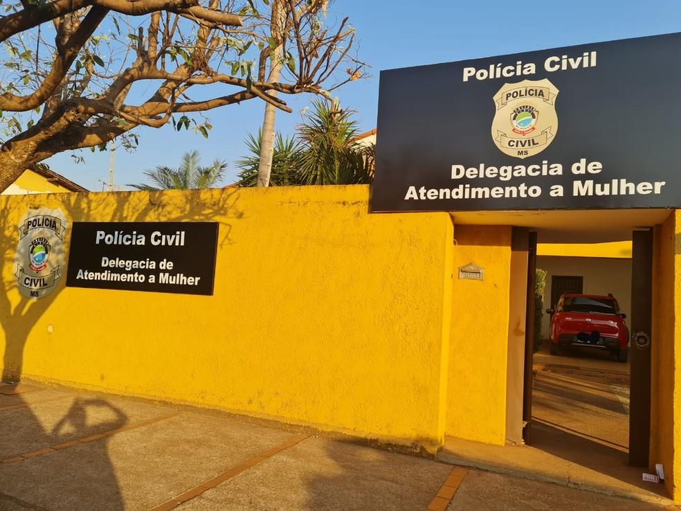 Investigação ocorre há cerca de 3 meses em delegacia de MS e cinco pessoas foram presas até o momento — Foto: Polícia Civil/Divulgação