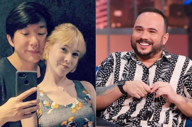 Sammy comenta suposta traição a ex com Pyong: Sempre tentam deixar a mulher culpada