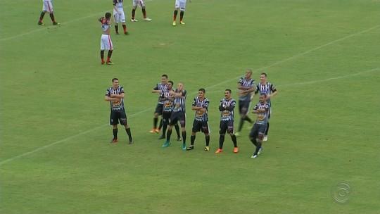 Meia do Votuporanguense anota gol olímpico em jogo contra o Trem-AP pela Copinha; vídeo