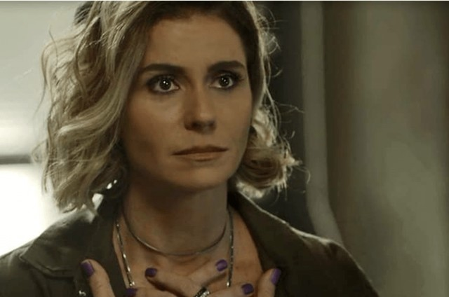 Giovanna Antonelli é Luzia (Foto: TV Globo)