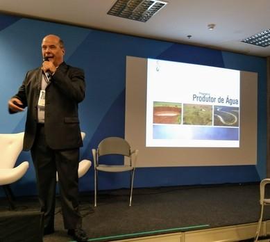 Devanir Garcia-fórum mundial da água-agência (Foto: Ayr Aliski/Editora Globo)
