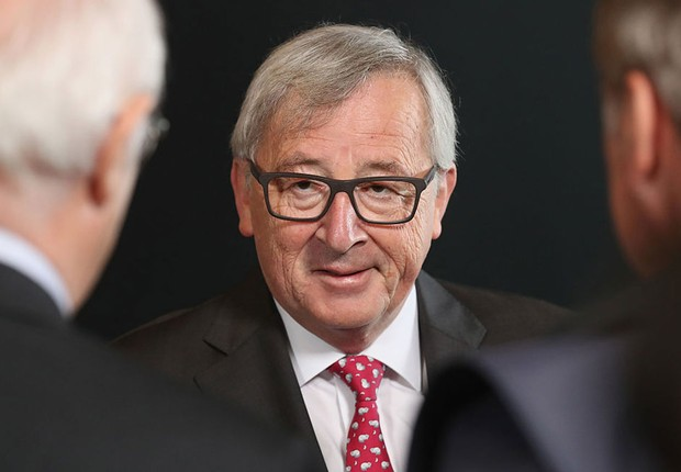 Jean-Claude Juncker, presidente da Comissão Europeia (CE) (Foto: Sean Gallup/Getty Images)