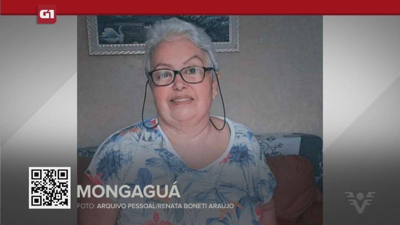 G1 em 1 Minuto - Santos: Mulher com Covid-19 morre à espera de vaga em UTI em Mongaguá
