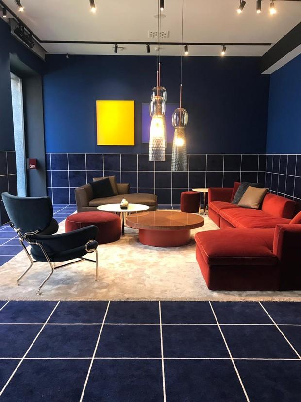 Milão 2019: descubra quais cores prometem virar tendência no décor (Foto: Amanda Sequin)