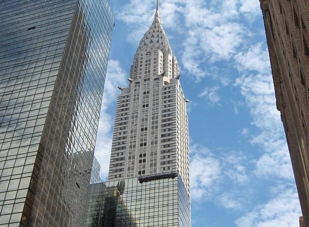 O preço de venda do Chrysler Building ainda não foi divulgado (Foto: Wikimedia Commons / Leena Hietanen)