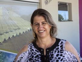 produtora-querência-caminhos-da-safra (Foto: Fernando Martinho/Ed.Globo)