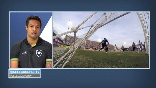 """Dudu Cearense revela preferência pela Arena Botafogo: """"Nos adaptamos"""""""
