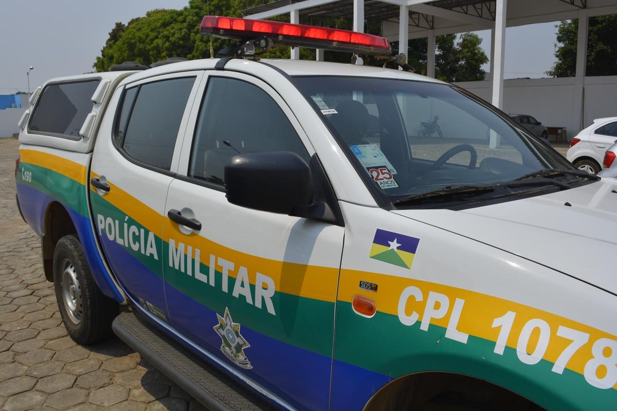 Filho é preso após descumprir medida protetiva contra a mãe em Santa Luzia, RO