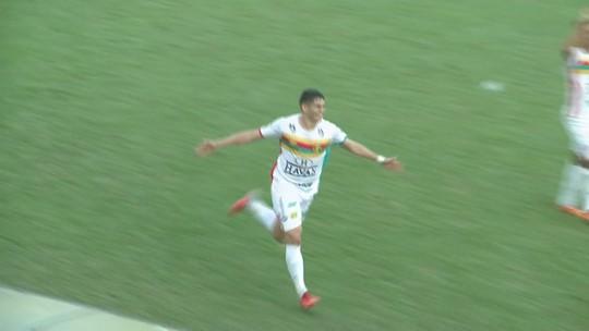 Brusque 4 x 0 Juazeirense: assista aos gols da partida