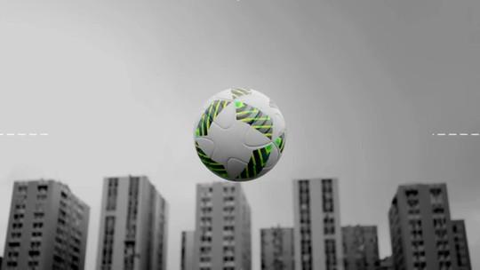 c3d3bb9b0c Bola das Olimpíadas do Rio 2016 é lançada e já tem até nome  Errejota