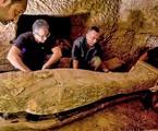 Cena de 'Os segredos de Saqqara', da Netflix | Divulgação