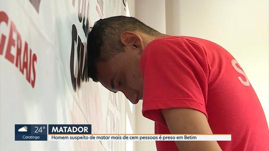 Integrante de grupo de extermínio com mais de 100 assassinatos no RN é preso em Minas, diz polícia