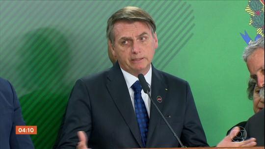 Jair Bolsonaro revoga dois decretos sobre as armas