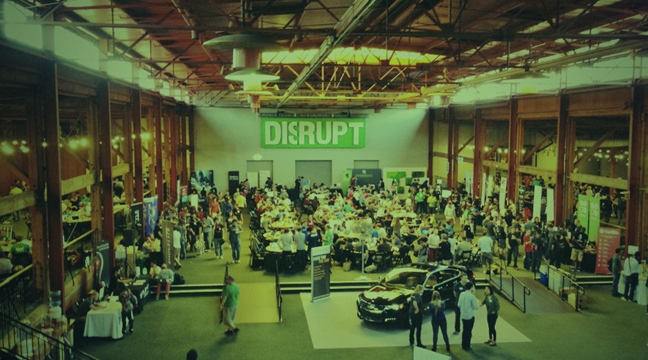 O TechCrunch Disrupt é um dos mais importantes do mundo das startups (Foto: Divulgação)