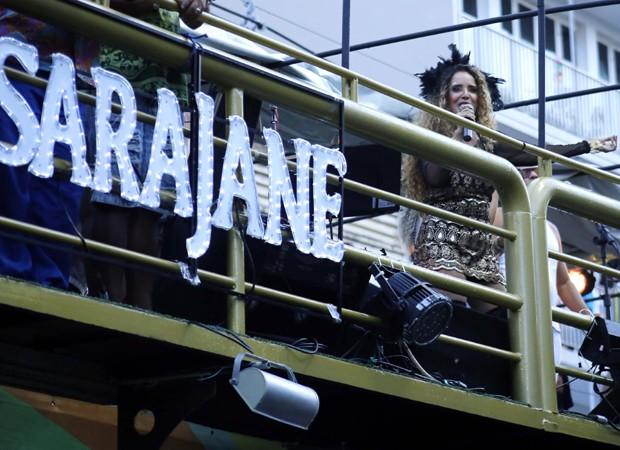 Sarajane (Foto: Divulgação/SECOM Salvador)