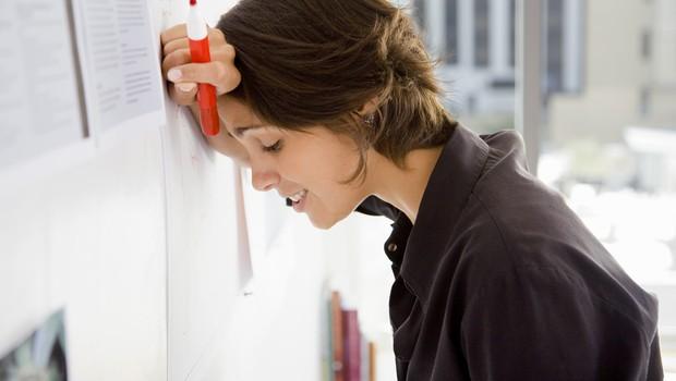 cansada, cansaço, trabalho, estresse, fadiga,  (Foto: ThinkStock)