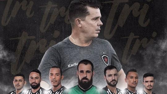 Foto: (Divulgação/Botafogo-PB)
