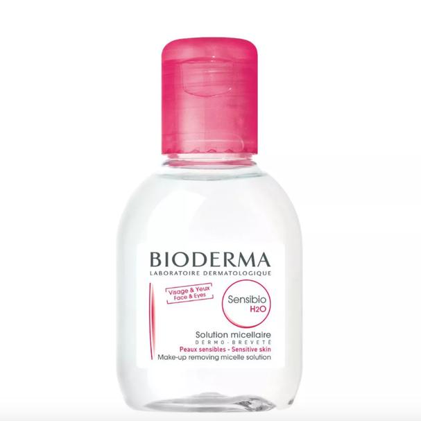 Demaquilante micelar Sensibio H2O, Bioderma (R$ 34,50*/100ml) (Foto: Divulgação)