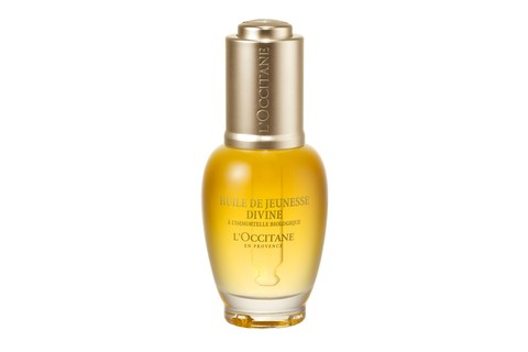 Óleo Divine Immortelle, L'Occitane (R$ 395): antissinais