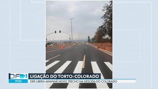 DER libera nova pista na descida do Colorado