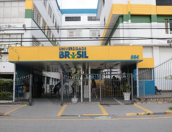 Campus da Universidade Brasil em Itaquera, São Paulo (Foto: Reprodução)