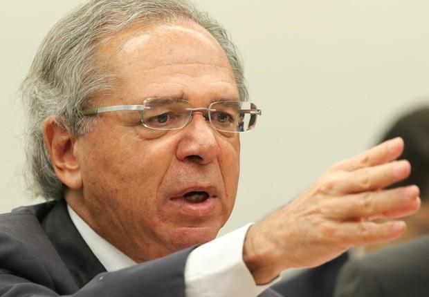 O ministro da Economia, Paulo Guedes (Foto: Fabio Rodrigues Pozzebom/Agência Brasil)