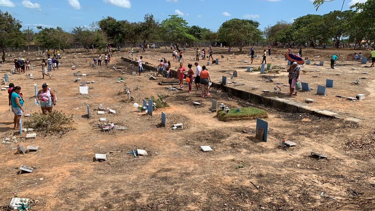 Maior cemitério público de Fortaleza terá mais de 22 mil novas covas após aumento de óbitos por coronavírus