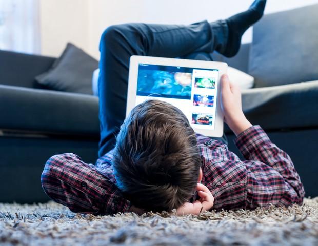 A principal característica da geração Alpha é a hiperconectividade (Foto: Thinkstock)