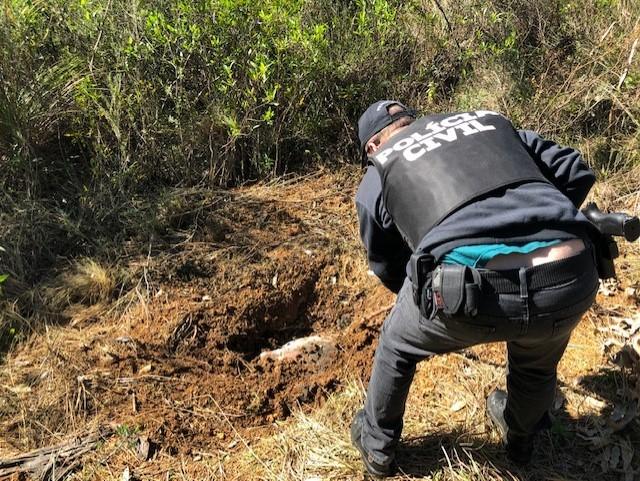 Cemitério clandestino em Porto Alegre teria cerca de 100 corpos enterrados, segundo MP - Notícias - Plantão Diário