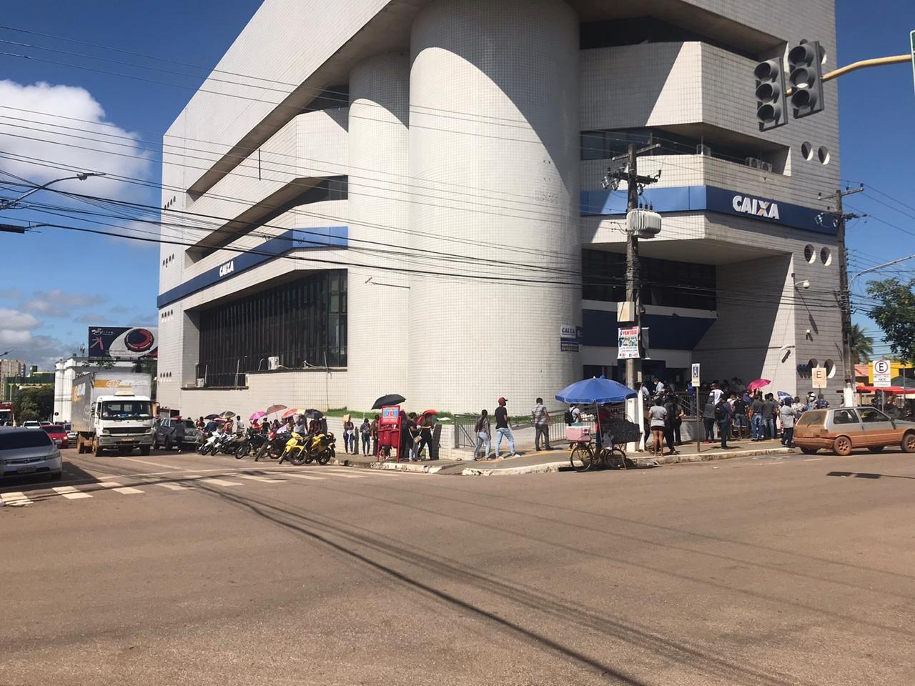 Caixa abrirá 14 agências no sábado, 2, para pagamento de auxílio emergencial em Rondônia
