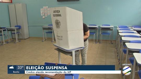 Eleição para concelheiros tutelares é suspensa em Campo Grande