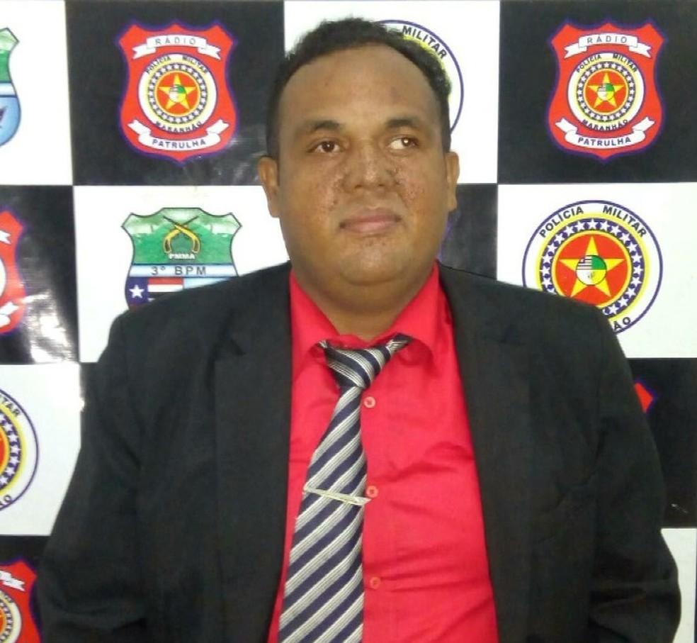 Francisco Silva Neres passará nesta segunda-feira (27) por audiência der custódia para saber se ele continua preso ou não — Foto: Reprodução/TV Mirante