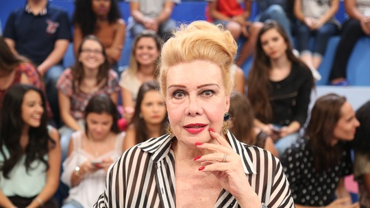 Morre Rogéria; relembre trabalhos da artista na TV