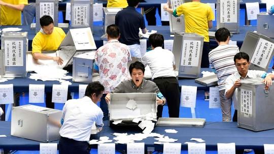 Foto: (Yu Nakajima / Kyodo Notícias via AP)