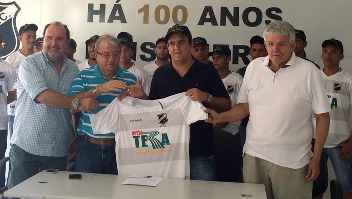 RN - futsal apresentação ABC/Nossa Terra (Foto: Luiz Henrique/GloboEsporte.com)