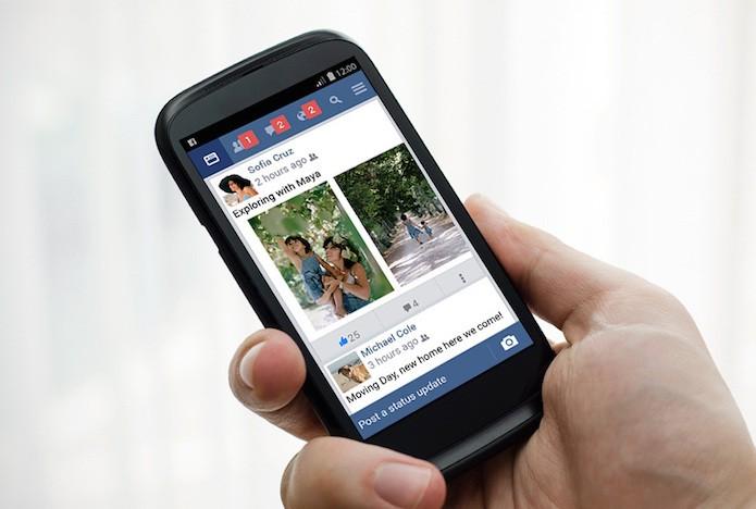Conheça as vantagens de usar o Facebook Lite no Android (Foto: Divulgação/Facebook) (Foto: Conheça as vantagens de usar o Facebook Lite no Android (Foto: Divulgação/Facebook))