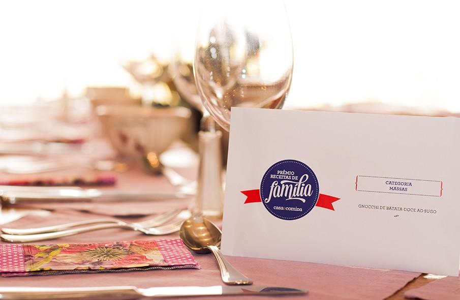 Tudo pronto para o início da votação do prêmio Receitas de Família!