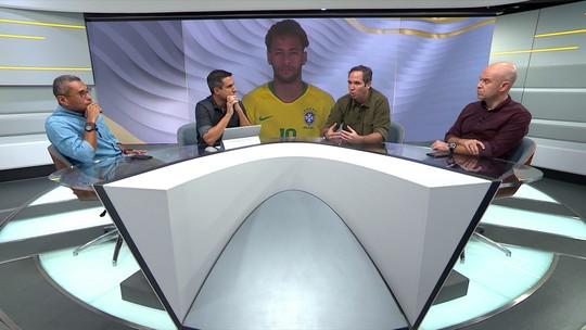 Caio revela conversa com Neymar e diz que estendeu a mão para o craque