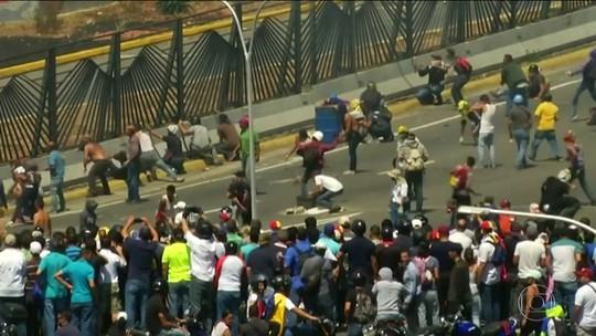 Embaixador da Venezuela na ONU diz que governo Maduro derrotou 'tentativa de criar guerra civil'