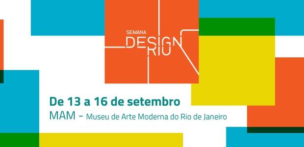 Semana Design Rio 2018 (Foto: divulgação)