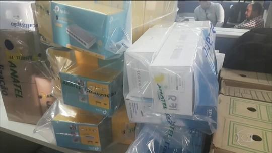Anatel faz operação de combate à pirataria de TVs por assinatura