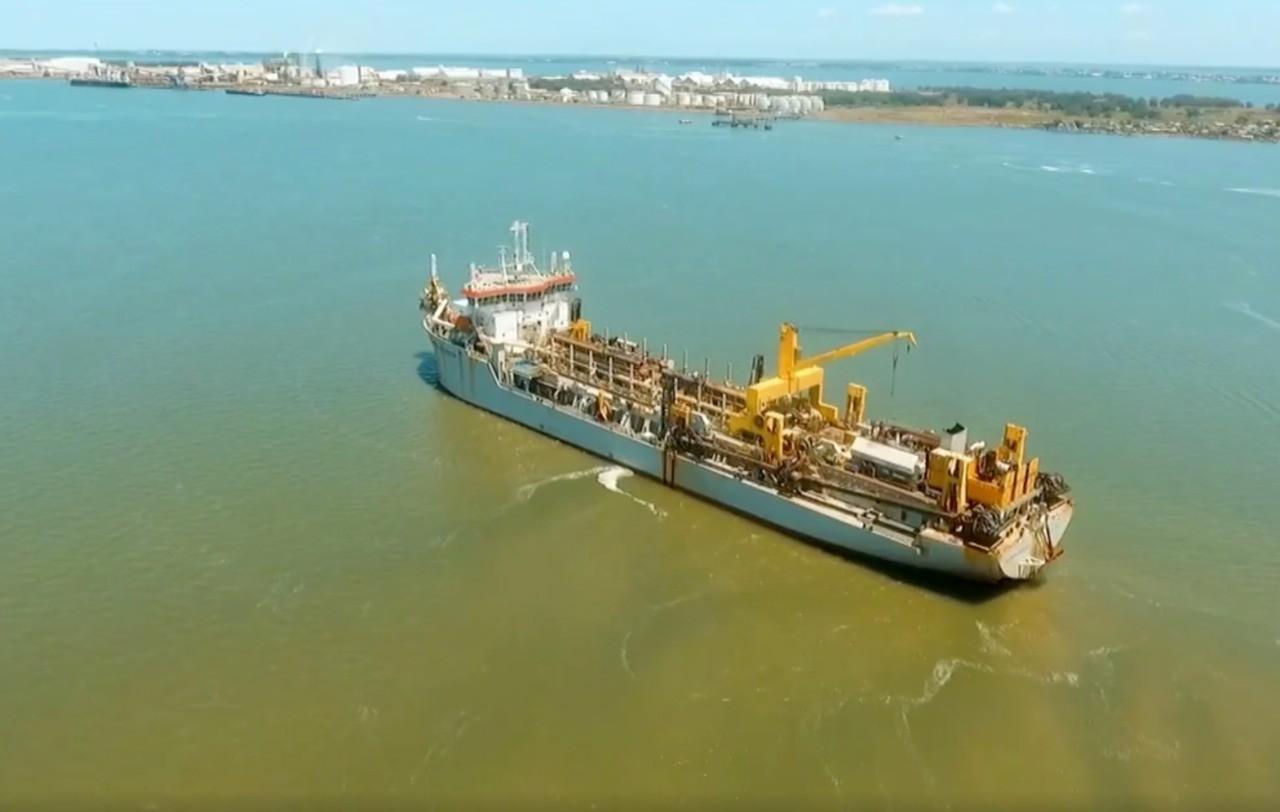 Porto de Rio Grande inaugura novo calado e poderá receber navios de grande porte