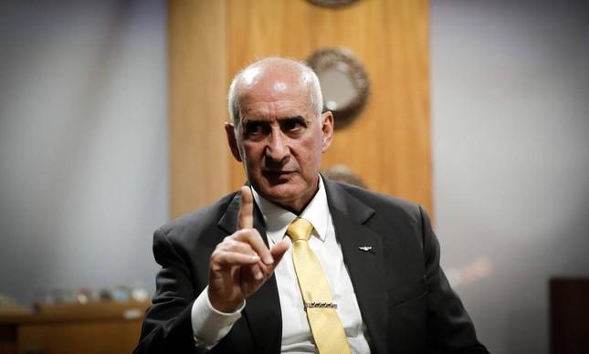 O ministro-chefe da Casa Civil, Luiz Eduardo Ramos