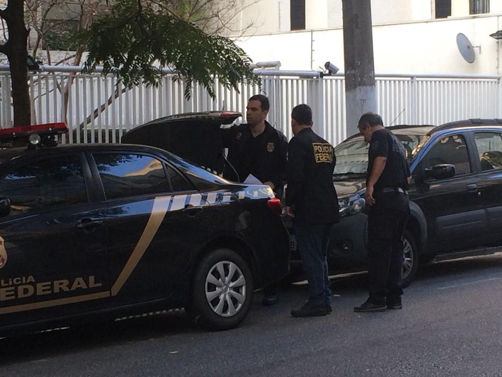 Ex-diretor presidente da Dersa e atual presidente da Cesp está entre os alvos de operação da PF (Foto: Abraão Cruz/TV Globo)