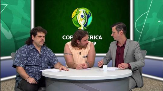 """Craque Daniel: """"Brasil está parecendo um estudante, fazendo apenas o necessário para passar de ano"""""""
