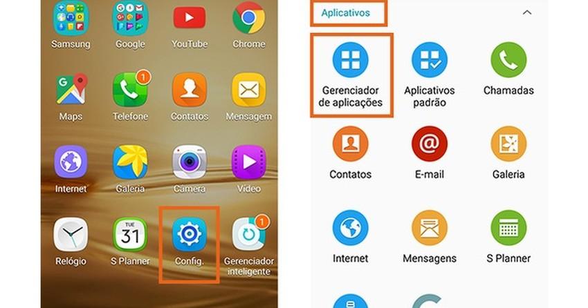 Como recuperar o app Google Play Store no celular Android