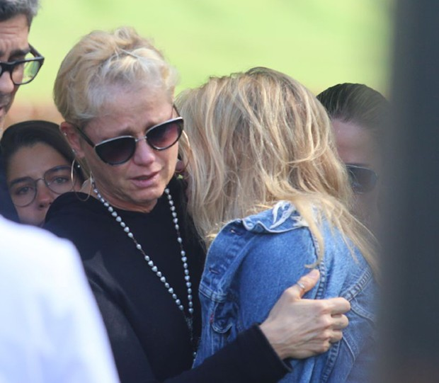 Xuxa e Sasha (Foto: Daniel Pinheiro/AgNews)